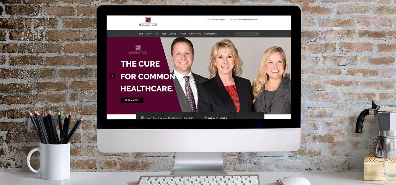 Destination-Health-Website